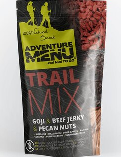 Adventure Menu® - Trail Mix 50g - Goji, hovězí maso, pecan
