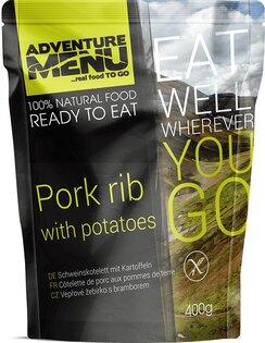Adventure Menu® - Vepřové žebírko s bramborem