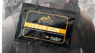Antikorozne navlhčené obrúsky na zbrane Helikon-Tex® Clean Gun - 1 ks