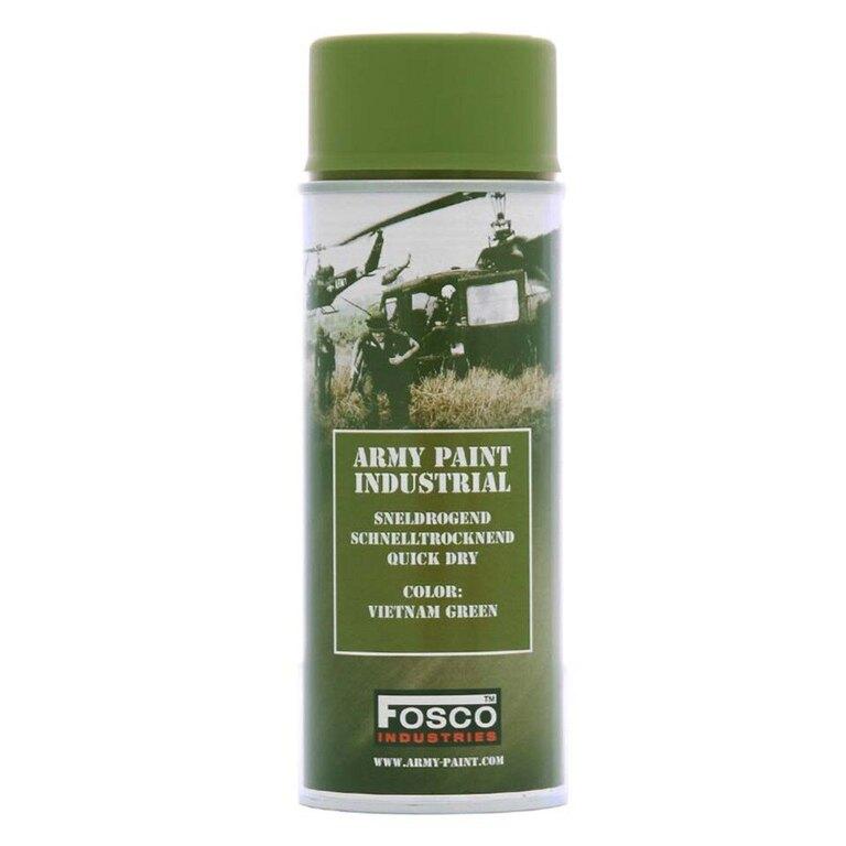 Barva ARMY ve spreji 400 ml FOSCO®
