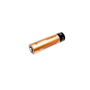 Baterie Powertac® 18650 dobíjecí (3400 mAh)