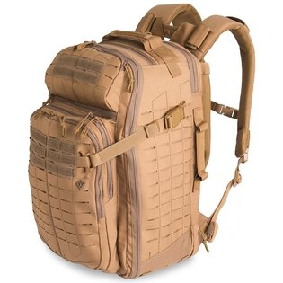Batoh First Tactical® Tactix 1-Day Plus - coyote
