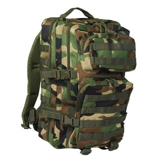 Batoh vojenský US ASSAULT PACK large Mil-Tec® - woodland