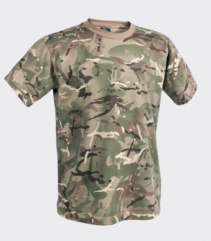 Bavlněné tričko Helikon-Tex® s krátkým rukávem