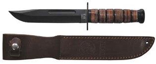 Bojový nôž s pevnou čepeľou MFH® USMC