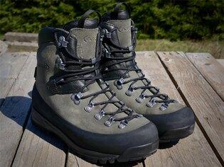 Boty AKU Tactical® KS Schwer 14 GTX® N - dark grey