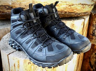 Boty AKU Tactical® Selvatica Mid GTX®