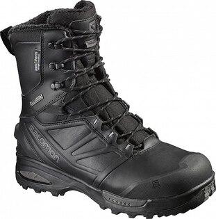Boty Salomon® Toundra Forces CSWP - černé