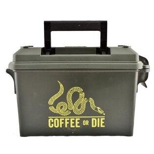 Box na kávu BRCC® Coffee Can