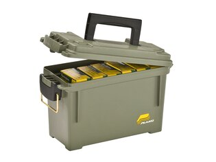 Box na muníciu Small Plano Molding® USA Military - OD Green