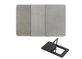 Brúsny kameň Diamond Stone, balení 3 ks, Coarse - Fine - Extra-Fine Sharpal®