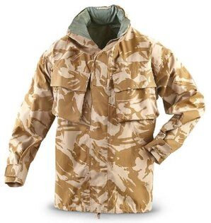 Bunda Gore-Tex ® originál britskej armády nová