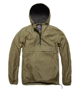 Bunda Grafton Light Anorak Vintage Industries® - Olive Drab