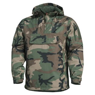 Bunda PENTAGON® Urban Tactical Anorak - US woodland