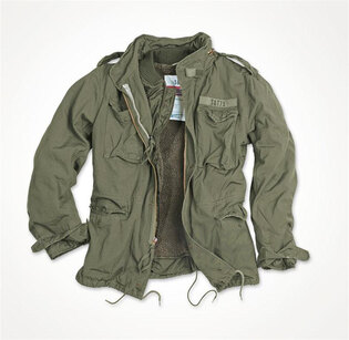 Bunda SURPLUS® M65 Regiment - oliv