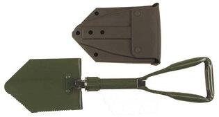 BW poľná skladacia lopatka - rýľ MFH® 3-dielna s krytom
