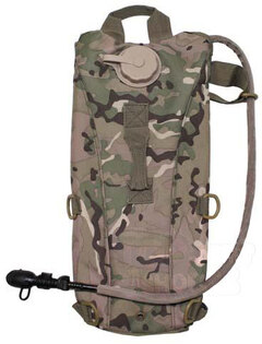 "Camelbag MFH® ""Extreme"" 2,5 l - operation camo"