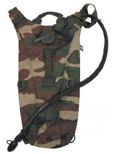 "Camelbag MFH® ""Extreme"" 2,5 l - woodland"