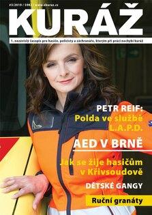 Časopis KURÁŽ - číslo 3