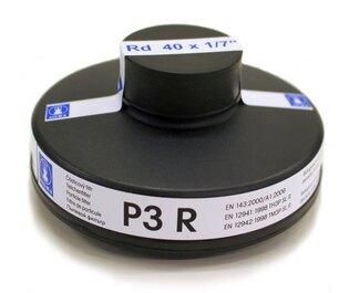 Časticový kombinovaný filter P3 R
