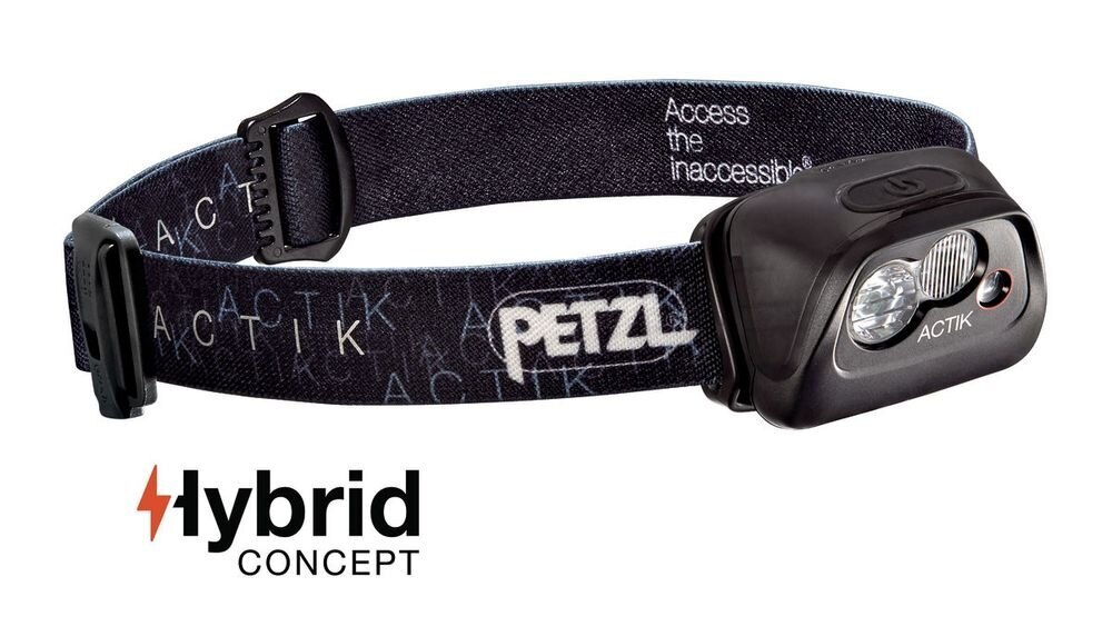 Čelovka Actik Hybrid PETZL®