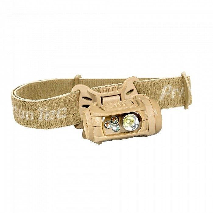 Čelovka - náhlavní LED svítilna Princeton Tec® Remix Pro MPLS - khaki