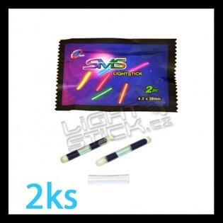 Chemické svetlo - tyčinka Lightstick® Infra 2 ks