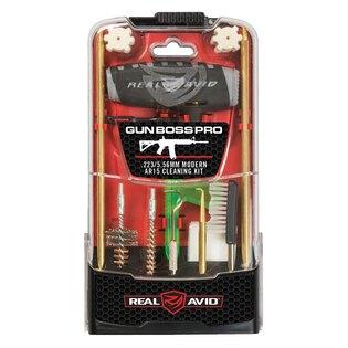 Čistící sada Gun Boss ® PRO AR15 Real Avid®