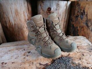 Dámske topánky LOWA® Zephyr MID TF Ws