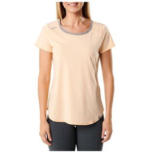 Dámské tričko 5.11 Tactical® Freya Top - Peach Heather