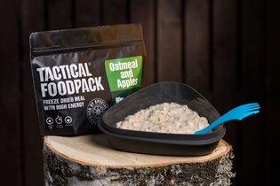 Dehydrované jedlo Tactical Foodpack® ovsená kaša s jablkami