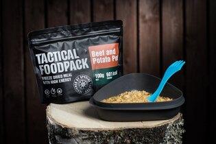 Dehydrované jídlo Tactical Foodpack® hovězí maso s brambory