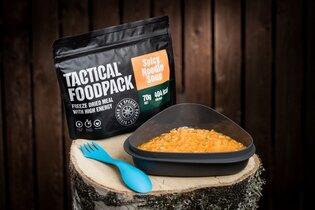 Dehydrované jídlo Tactical Foodpack® pikantní nudlová polévka