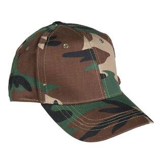 Dětská čepice s kšiltem BASEBALL Mil-Tec®