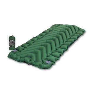 Dětská nafukovací karimatka Static V Short Klymit® - Forest Green
