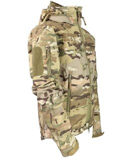 Detská softshellová bunda Patriot Kombat UK® - BTP