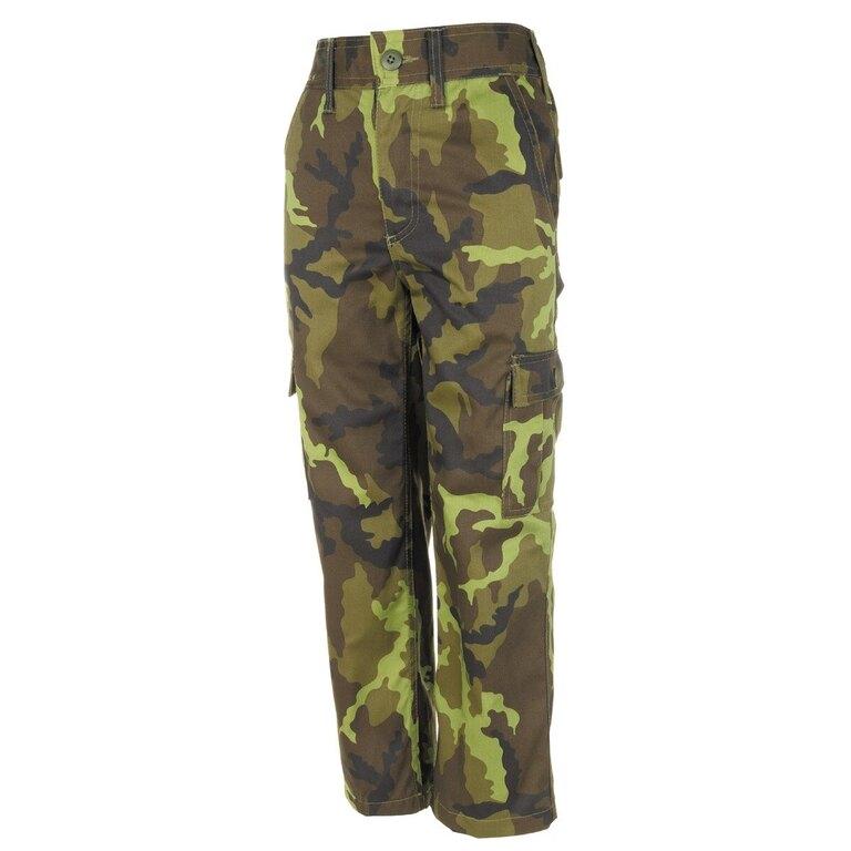 Dětské kalhoty MFH® BDU - AČR vzor 95 woodland