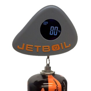 Digitálna váha na plynové kartuše JETBOIL® - šedá