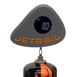 Digitálna váha na plynové kartuše JETBOIL® - sivá