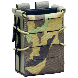 Dvojitá samosvorná sumka na puškový zásobník Templar's Gear® - Ranger Green
