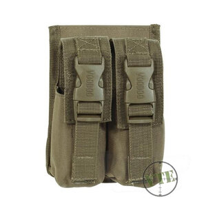 Dvojité puzdro na granáty M84 Voodoo Tactical