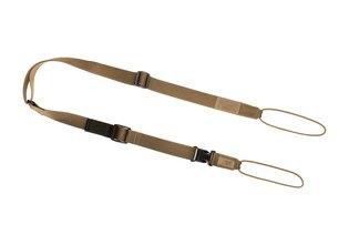 Dvoubodový popruh na zbraň QA Two Paracord Clawgear®