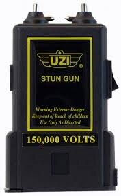Elektrický paralyzér UZI® model 150K 150 000 volts