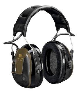 Elektronická ochranná slúchadlá 3M® PELTOR® ProTac™  Hunter - zelená