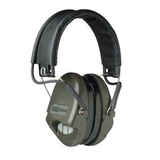 Elektronické chrániče sluchu MSA® Sordin Supreme Basic - zelené