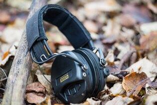 Elektronické chrániče sluchu MSA® Sordin Supreme Pro-X