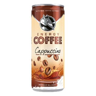 Energy Coffee Cappuccino 250 ml HELL®