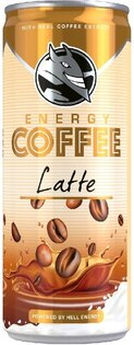 Energy Coffee Latte 250 ml HELL®