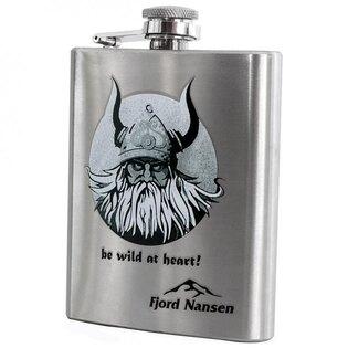 Fľaša ploskačka FJORD NANSEN® Viking Hip 0,2l
