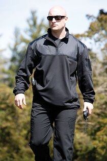 Fleecová mikina Practical® Propper® - čierna